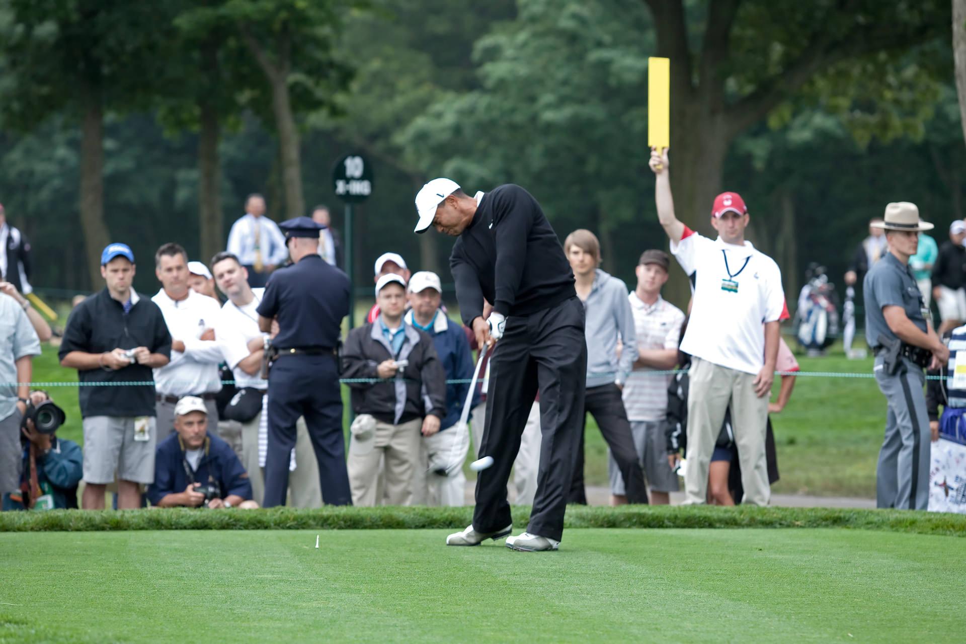 Golf Club Security