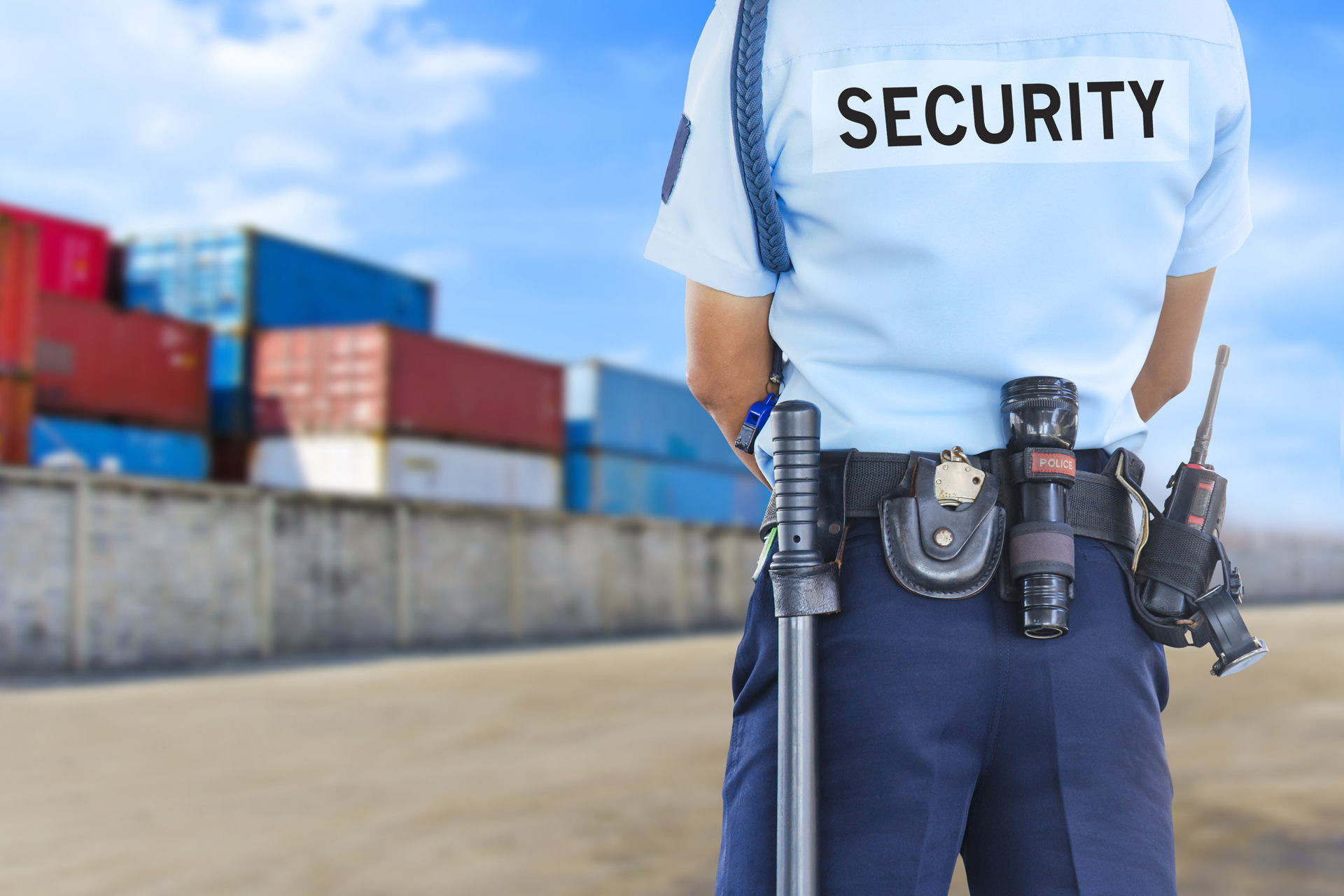 Maritime Port Security